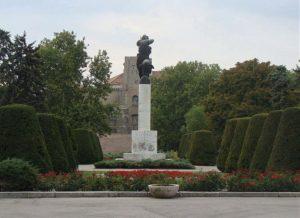 spomenik zahvalnosti francuskoj na kalemegdanu