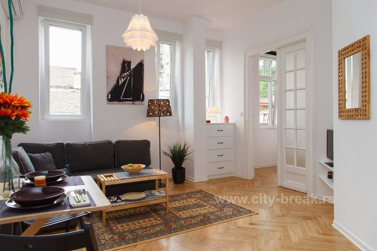 Apartment Atelier 1