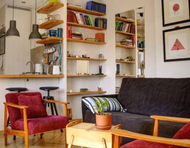 Autumn in Belgrade: An apartment that will cheer you up