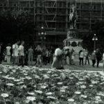 Trg Republike slikala Marija Velinovcentre