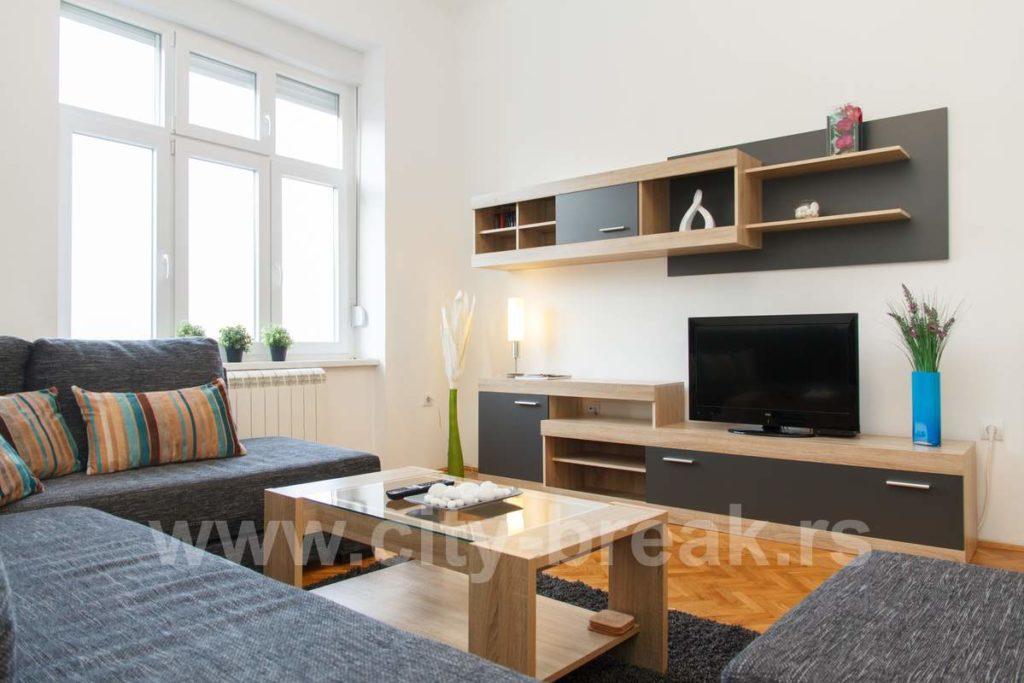 Apartmani Beograd, apartman Cityzen, strogi centar Beograda