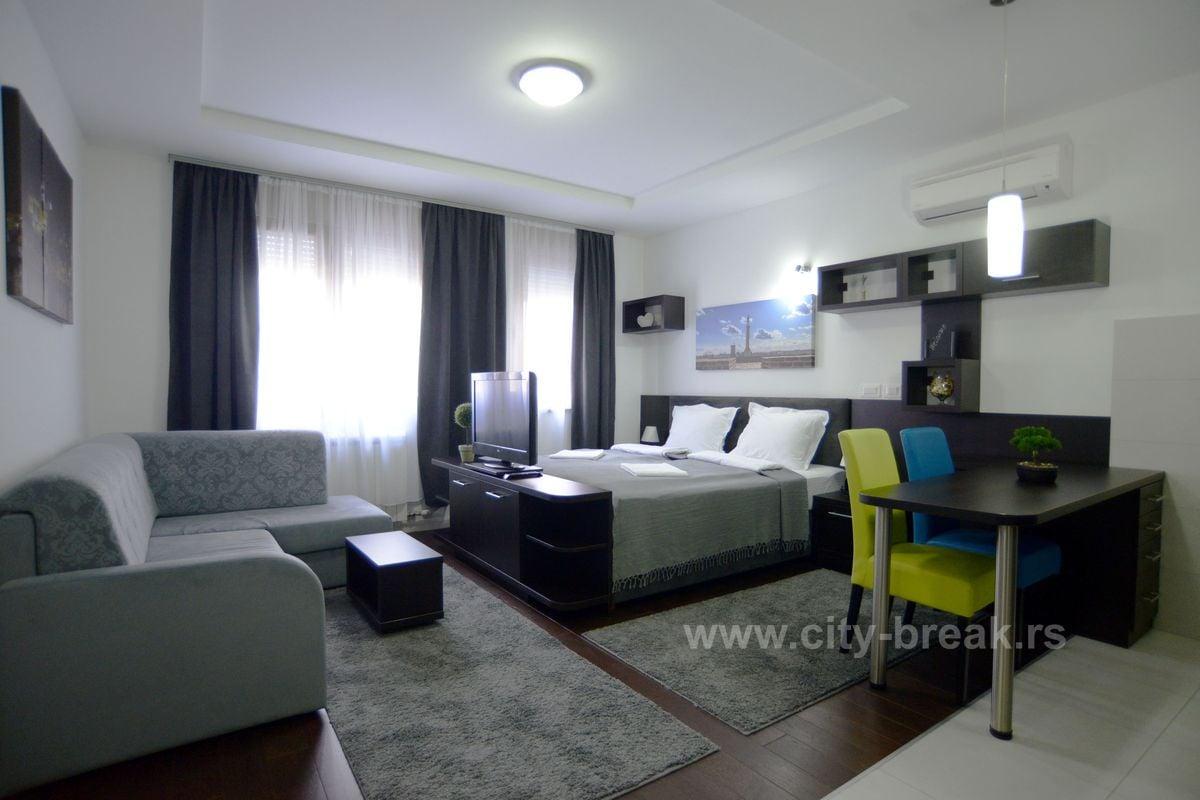 Apartment A Block 1