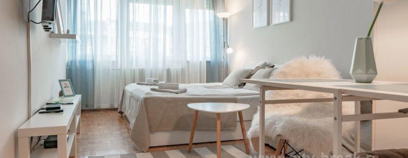 Apartman u Beogradu Oaza, dnevna soba