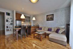 Livingroom of apartment Hram 2