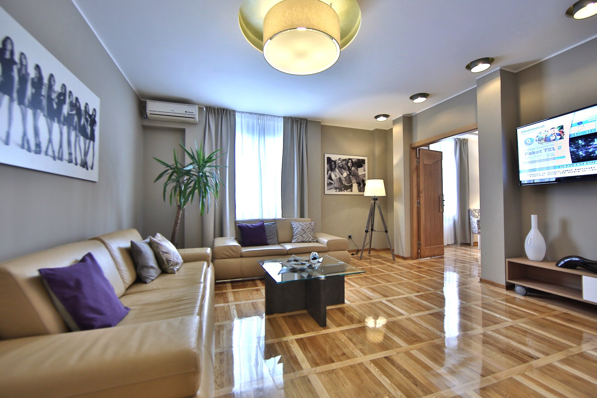Apartment Jovanova Lux