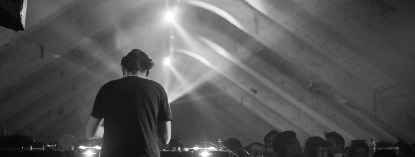 DJ u beogradskom klubu
