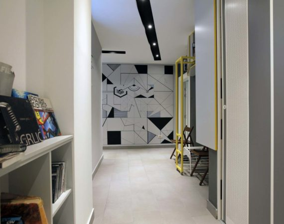 Apartman Art – Studio