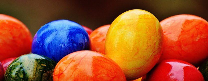 Uskrsnja jaja u korpi