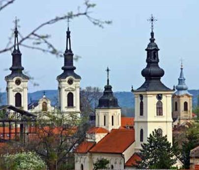 crkve u sremskim karlovcima