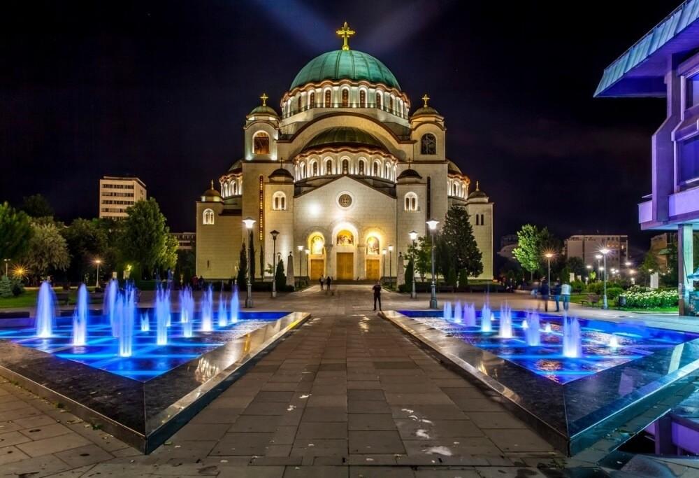 Posetite Hram Svetog Save Najvecu Pravoslavnu Svetinju